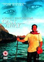 CAST AWAY CASTAWAY TOM HANKS HELEN HUNT DREAMWORKS UK DVD NEW