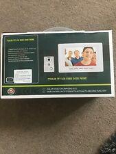 """7""""color TFT LCD Video Door Phone"""