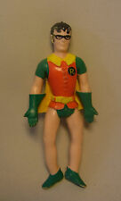 VINTAGE 70s Batman in flessione personaggio Bend N FLEX Robin 1973 Hong Kong