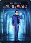 Dvd Una Notte al museo - cover 3d olografica con Ben Stiller 2006 Usato