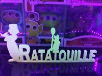 GitD Ratatouille Display For Funko Pops
