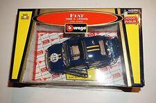 new Bburago 1/18 1963 FIAT 500 L 1968 #178 Made Italy 1000 MIGLIA EXTREME RARE