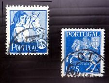 Cats Used Portuguese & Colonies Stamps