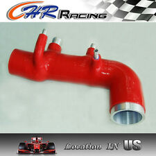 FOR Subaru GC8 EJ20 WRX STI Induction turbo intake/inlet pipe hose 98 99 00 RED
