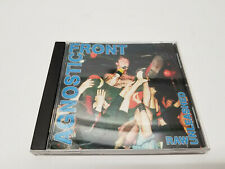 agnostic front raw unleashed cd