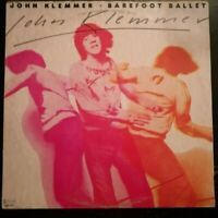 JOHN KLEMMER - BAREFOOT BALLET *ANNO 1976-DISCO VINILE 33 GIRI* N.101