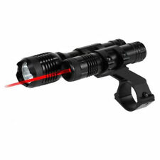 BSA TWLLRCP Tactical Red Laser 160 Lumen Flashlight Combo Sight with Scope Mount