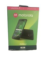 "Motorola G6 32 GB 4G LTE Unlocked Smartphone 5.7"" Screen xt1925-6"