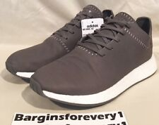 """New Men's Adidas WH NMD_R2 """"Wings & Horns"""" - BB3117 - Size 12 - Ash Grey/White"""