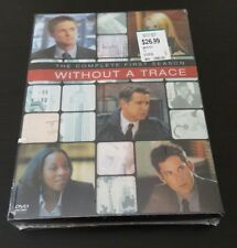 Without A Trace: The Complete First Season (DVD) 1 police tv show series NEW