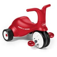 Scoot 2 Pedal 2-in-1 Ride-on Toy & Trike Red Play Child Fun Outdoor 1-3 Years