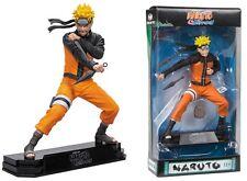 "Naruto Shippuden Naruto Color Verde 7"" Prendas para el torso Figura Mcfarlane En Stock"