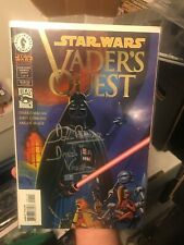 Star Wars: Vader Quest #1 - DF Cover - Signed By David Prowse Movie