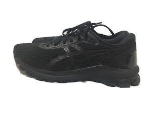 ASICS GT-1000 9 Women's Running Shoes, Black, US 8.5. 1012A651