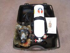 Honeywell Survivair Cougar Lp30 Scba Breathing Apparatus