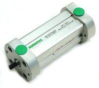 "Numatics S4CG-03A1B-AAA0 1 1/8"" Bore Compact Rugged Pneumatic Cylinder Actuator"