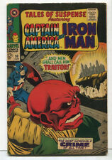 Tales Of Suspense #90 VG/FN  Iron Man And Captain America Marvel Comics  SA