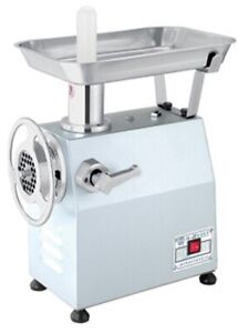 New Heavy Duty Commercial Meat Mincer Butcher Grinder  Size 22