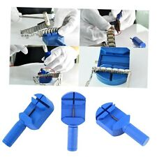 Watch Band Link Pin Remover Strap Adjuster Opener Repair Watchmaker Tool BE