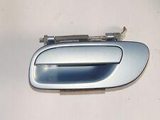 VOLVO S60 2.4 EXTERIOR DOOR HANDLE BLUE PASSENGER LEFT FRONT N/S/F