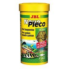 JBL NovoPleco 100ml - Novo Pleco Futter Chips Bodenfutter Fischfutter Grund
