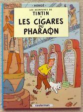 TINTIN Petit Format 23x17 Les Cigares du Pharaon 2004 NEUF