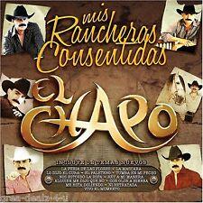 Mis Rancheras Consentidas - El Chapo de Sinaloa ( CD )