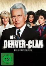 DENVER CLAN SEASON 6 MB  8 DVD NEU JOAN COLLINS/LINDA EVANS/JOHN FORSYTHE/+