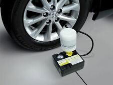 Genuine toyota emergency tire repair kit with air pump for large size tires