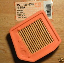 Genuine Stihl Air Filter FS240 FS260 FS360 FS410 FS460 4147 141 0300 Tracked