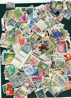 2477-W.EUROPE-200+ Used/CTO stamps-various years-mixed condition-some dups