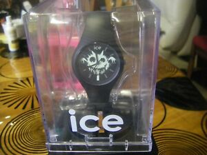 MONTRE ICE WATCH   diable dans sa boite de couleur noir