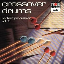Audio-Perfect Percussion 3: Crossover Drums (Phono, 1993) Thomas Keemss, .. [CD]