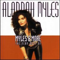 ALANNAH MYLES - MYLES & MORE: THE VERY BEST OF CD ~BLACK VELVET~LOVE IS + *NEW*