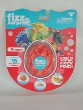 Fizz 'N' Surprise Dragons Moose Egg Toy 2019, 15 Dragons To Collect Brand New !