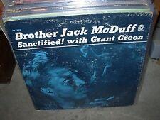 JACK MCDUFF / GRANT GREEN goodnight it's time to go ( jazz ) prestige 7220 RVG