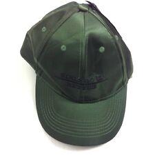 Steve Madden Womens Neon Green Baseball Cap Adjustable One Size