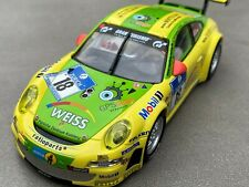 Carrera Digital 132 30609 Porsche GT3 RSR Manthey Racing, No.18 Karosse+Chassis