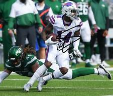 STEFON DIGGS SIGNED PHOTO 8X10 RP AUTOGRAPHED BUFFALO BILLS NFL