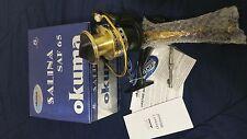 Okuma Salina Saf 65 Bait Feeder Reel (New InBox)