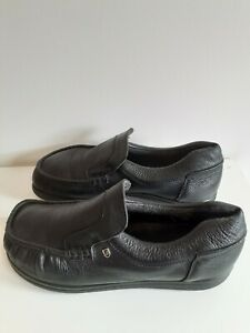 DANSKOHerrenHalbschuhe Schuhe  Mokassin Gr.45 in schwarz  in mix Material