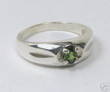 Genuine Chrome Diopside Sterling Silver Ring Size 9.75   CDR5