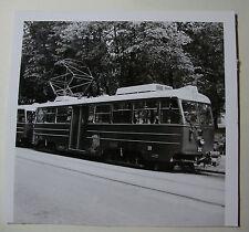 SWE13 - LIDINGO TRAFIK A.B. TRAMWAY - TRAM No20 PHOTO Sweden