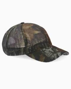 Kati NEW Mossy Oak Breakup Adjustable Cool Mesh Camouflage Cap Hunting Camo Hat