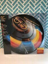 """ELECTRIC LIGHT ORCHESTRA Out Of The Blue 2x 12"""" Pic Disc 40th anniversary ELO"""