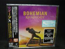 QUEEN Bohemian Rhapsody JAPAN SHM CD (ORIGINAL SOUNDTRACK) Freddy Mercury Smile