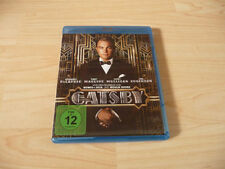 Blu Ray Der Grosse Gatsby - Leonardo DiCaprio & Tobey Maguire - 2013