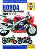 2161 Haynes Honda CBR900RR FireBlade (1992 - 1999) Workshop Manual