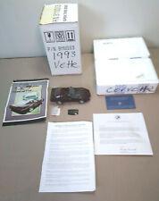 New Listing1:24 Franklin Mint 1993 Chevy Corvette Zl1 40th Anniversary Maroon B11Uq63