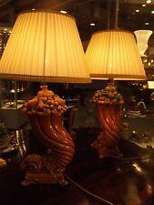 Lampade antiche in ceramica